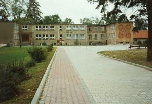 Schule - vorher